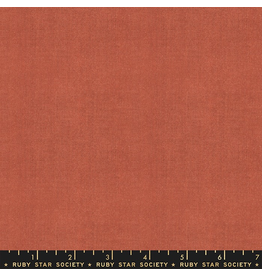 Ruby Star Society Cross Weave in Persimmon