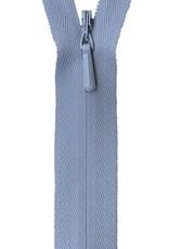 "YKK Unique Invisible Zipper 22"" Sky Blue"