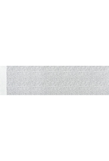 Robert Kaufman Grid in Pepper w/ Silver Metallic