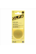 Olfa Olfa Rotary Blades Refill 45mm x 5 ct
