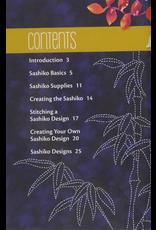 C&T Publishing Sashiko Handy Pocket Guide