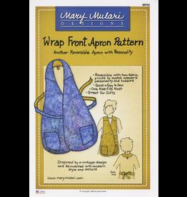 Mary Mulari Designs Wrap Front Apron Pattern