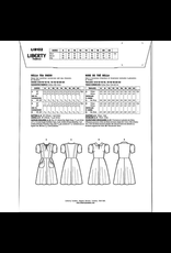 Liberty Bella Tea Dress Pattern