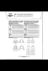 Liberty Florence Palazzo Suit Pattern