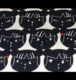 Alexander Henry SALE Kiki Kagami in Natural/Black
