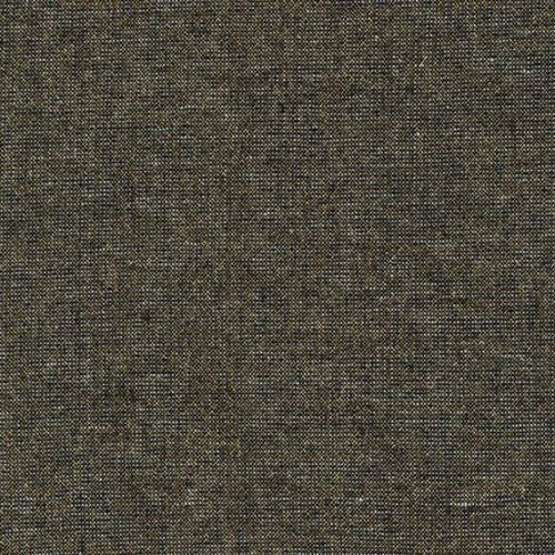 Robert Kaufman Essex Yarn Dyed Metallic Linen in Black