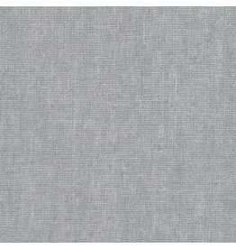 Robert Kaufman Essex Yarn Dyed Metallic Linen in Platinum