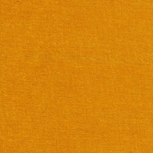 Studio e Peppered Cottons in Saffron