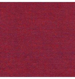 Studio e Peppered Cottons in Garnet