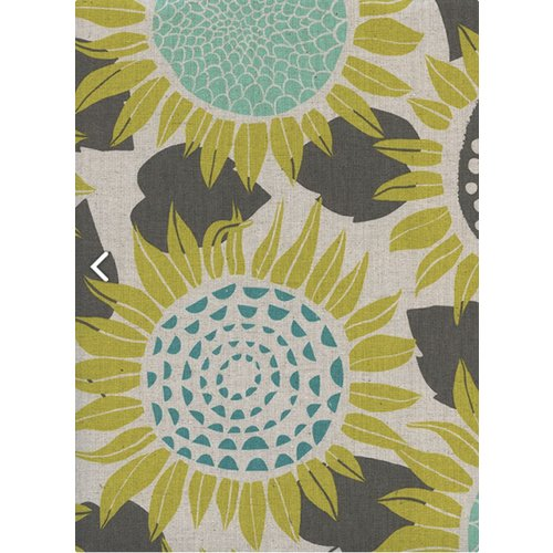 Cotton + Steel Sunflowers Canvas in Yellow