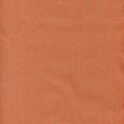 Studio e Peppered Cottons in Persimmon
