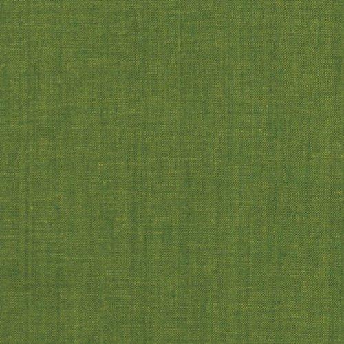 Rowan Shot Cotton in Moss