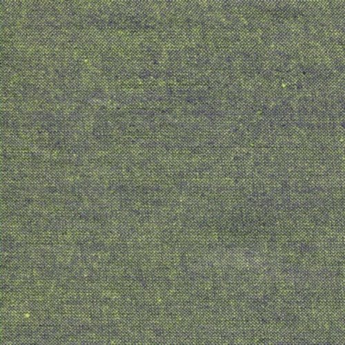 Studio e Peppered Cottons in Moss