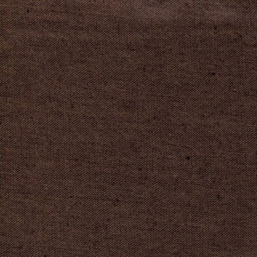 Studio e Peppered Cottons in Coffee Bean