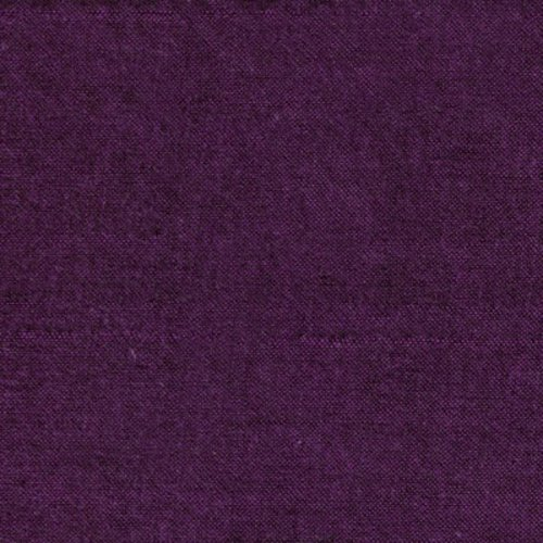 Studio e Peppered Cottons in Aubergine