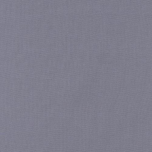 Robert Kaufman Kona Cotton Medium Grey