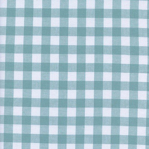 "Cotton + Steel 1/2"" Gingham in Story Blue"