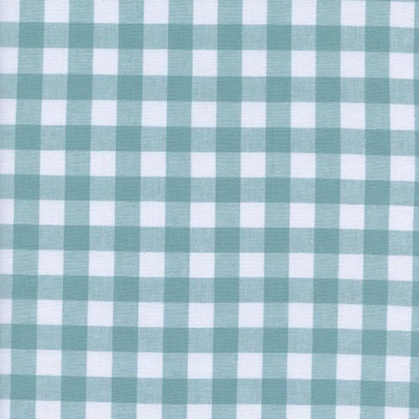 """Cotton + Steel 1/2"""" Gingham in Story Blue"""