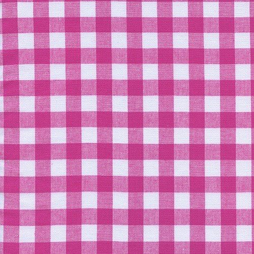 "Cotton + Steel 1/2"" Gingham in Berry"
