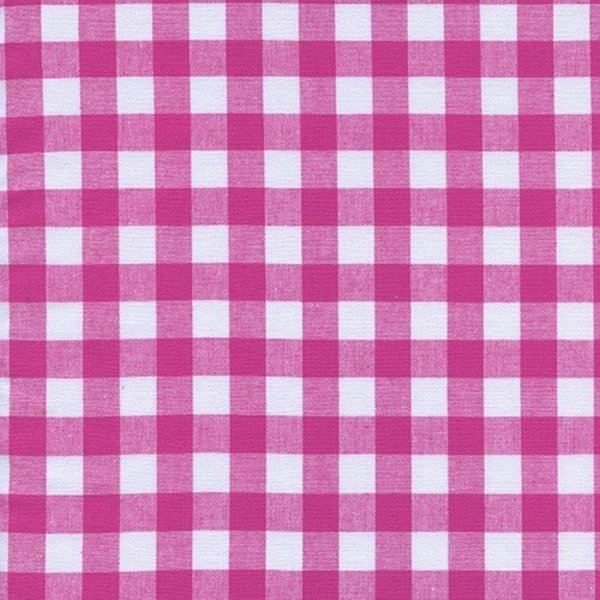 """Cotton + Steel 1/2"""" Gingham in Berry"""