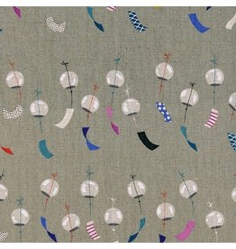 Cotton + Steel Chimes in Linen Canvas