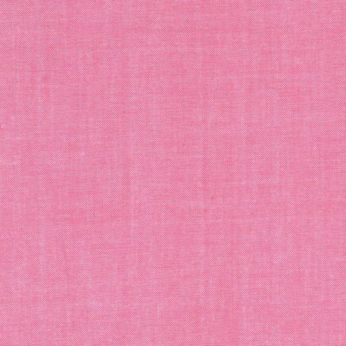 Studio e Peppered Cottons in Carnation