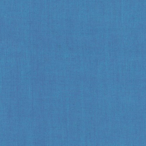 Studio e Peppered Cottons in Parrish Blue