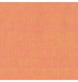 Studio e Peppered Cottons in Atomic Tangerine