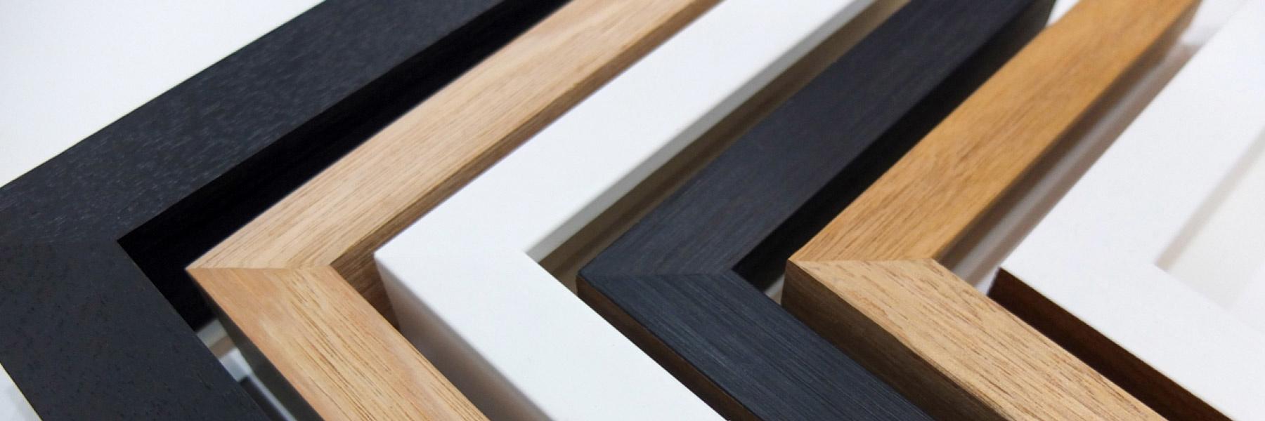 Custom Framing Frame Selection Options