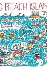 LBI Map Tote