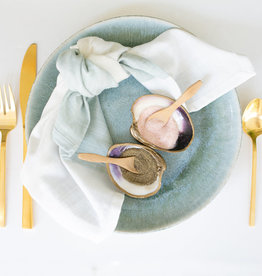 Grit & Grace Salt & Pepper | Clam Dish