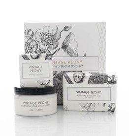 Formulary 55 Sea Salt & Lavender   Botanical Bath & Body Gift Set
