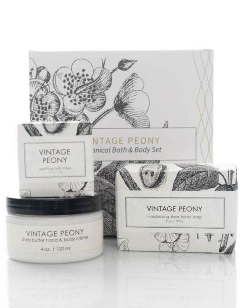 Botanical Bath & Body Gift Set
