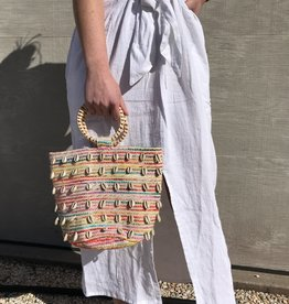 Seashell Mini Bucket Bag