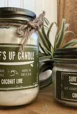Seaside Serenity Surfs Up Candle