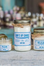 Surf Wax Surfs Up Candle