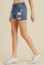 High Rise Destructed Short