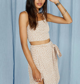 New Wave Wrap Skirt