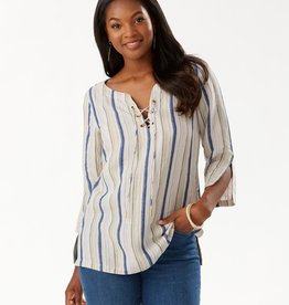 Warm Sands Linen Tunic