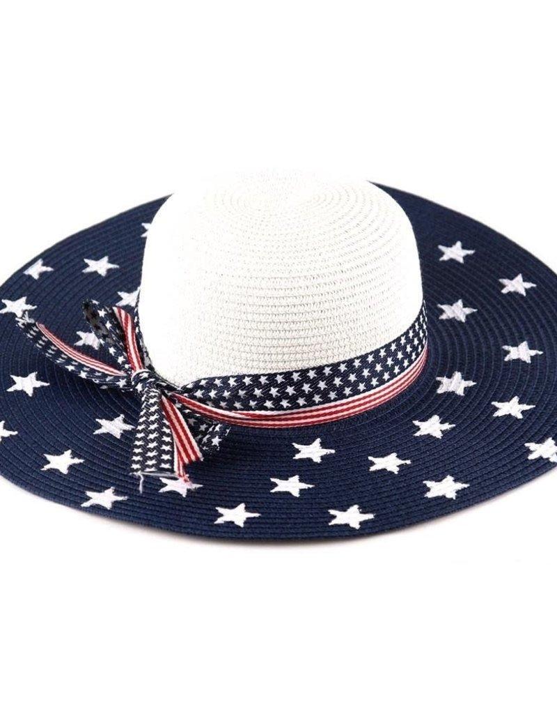 America Beach Hat
