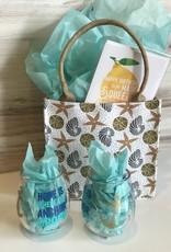 Stemless Wine Gift Bag