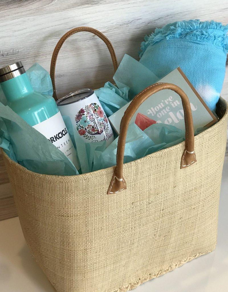 Beach Bag Gift Bag