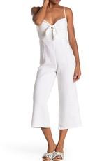 Tie Top Linen Jumpsuit