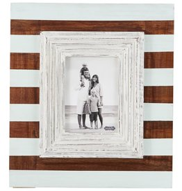 5 x 7 Planked Layered Frame