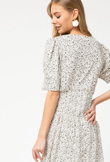 Date Night Speckle Dress