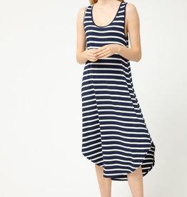 Entro Striped Dress