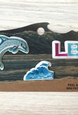Peel-n-Stick LBI Patches