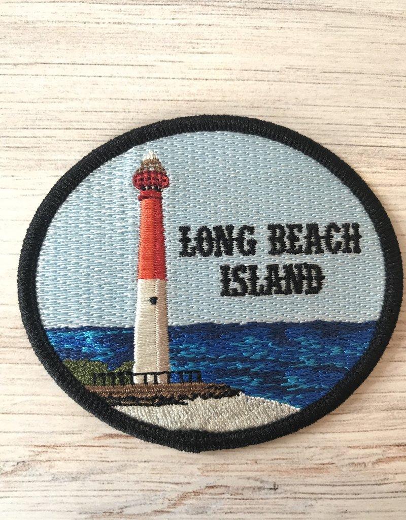 A+B Emblem LBI Lighthouse Patch