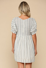 By Together Puff Shade Tunic/Dress