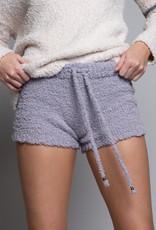 POL Clothing Berber Fleece Cozy Shorts
